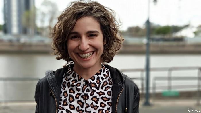 Sol Prieto, coordinadora del área de Presupuesto con Perspectiva de Género de la Dirección Nacional de Economía, Igualdad y Género del Ministerio de Economía argentino.
