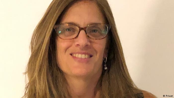 Paola Bergallo, Profesora de la Universidad Torcuato Di Tella.