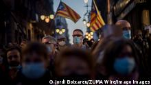 Kataloniens Regierungschef wird des Amtes enthoben