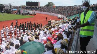 Guinea Bissau Feier der Unabhängigkeit