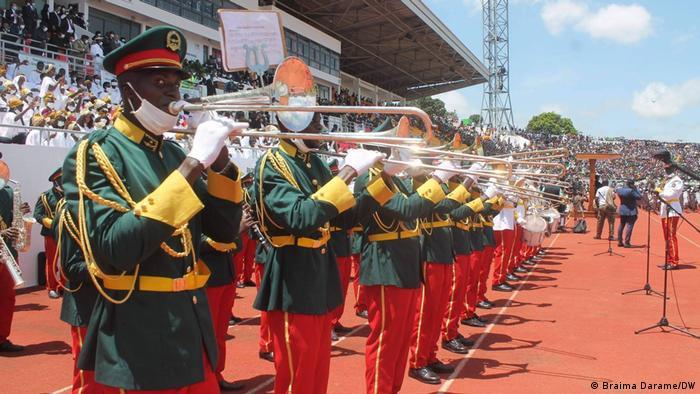 Comemorações do dia da independência da Guiné-Bissau