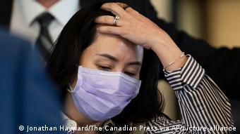 Kanada | Vancouver | Finanzvorstand von Huawei Technologies | Meng Wanzhou | Gerichtsverhandlung