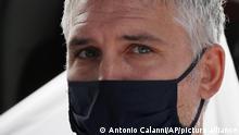 Coronavirus | Italien | Patient No. 1 Mattia Maestri