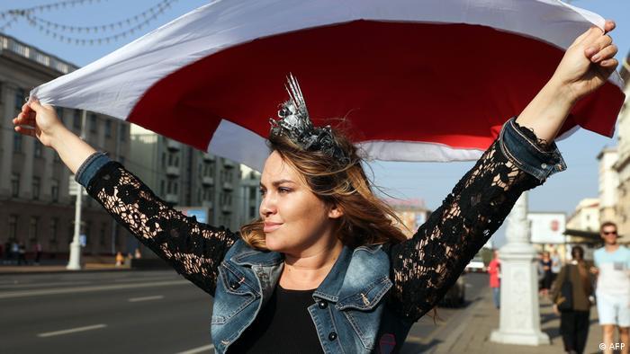 Жіночі протести в Білорусі