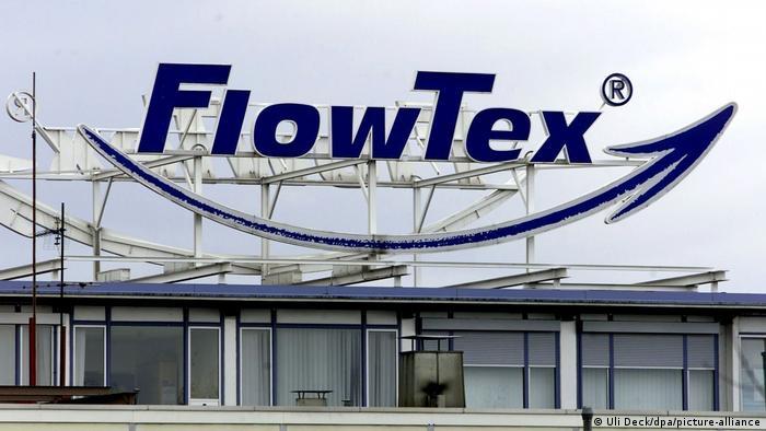 Deutschland   Spektakuläre Wirtschaftsprozesse  Flowtex (Uli Deck/dpa/picture-alliance)