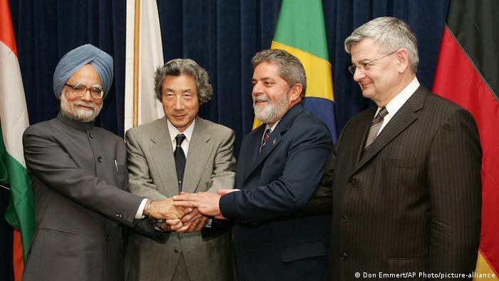 USA |  UN Security Council 2004 |  Accession negotiations (Don Emmert / AP Photo / picture-alliance)