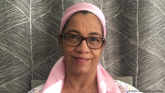 SPERRFRIST 01.10.2020 / 9 Uhr MESZ / Right Livelihood Awards 2020, Lottie Cunningham Wren, Nicaragua (Right Livelihood Foundation )