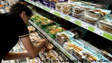 Niederlande Vegane Produkte Fleischersatz Supermarkt