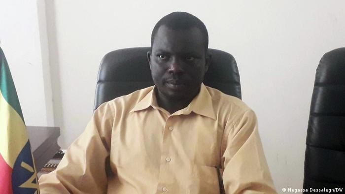 Äthiopien | Kamil Hamid | Head of the Political Sector of Prosperity Party