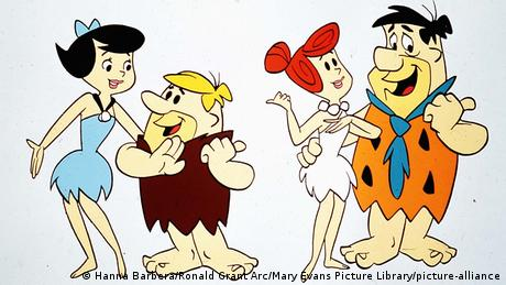 Comic-Serie The Flintstones