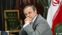 Alireza Razm Hosseini iranischer Industrieminister Copyright: alef