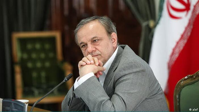 Alireza Razm Hosseini | iranischer Industrieminister (alef)