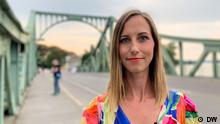 DW Sendung Check-in | Nicole Frölich