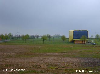 Литовский павильон Expo 2000 оказался никому не нужным