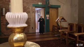 В армянской церкви в Германии