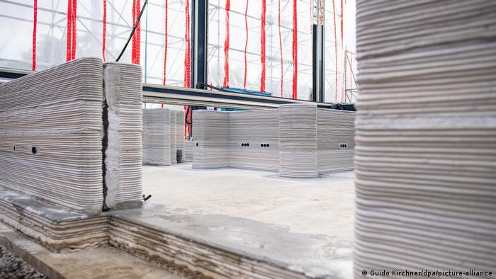 3д принтер бетон купить купить бетон логойск