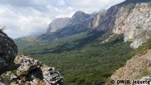 Mosambik Der Chimanimani-Nationalpark in Manica