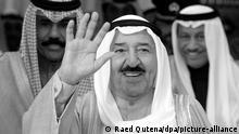 Sabah al-Ahmed | Emir von Kuwait