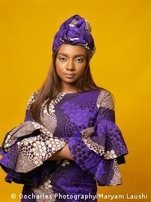 Nigerian activist Maryam Laushi