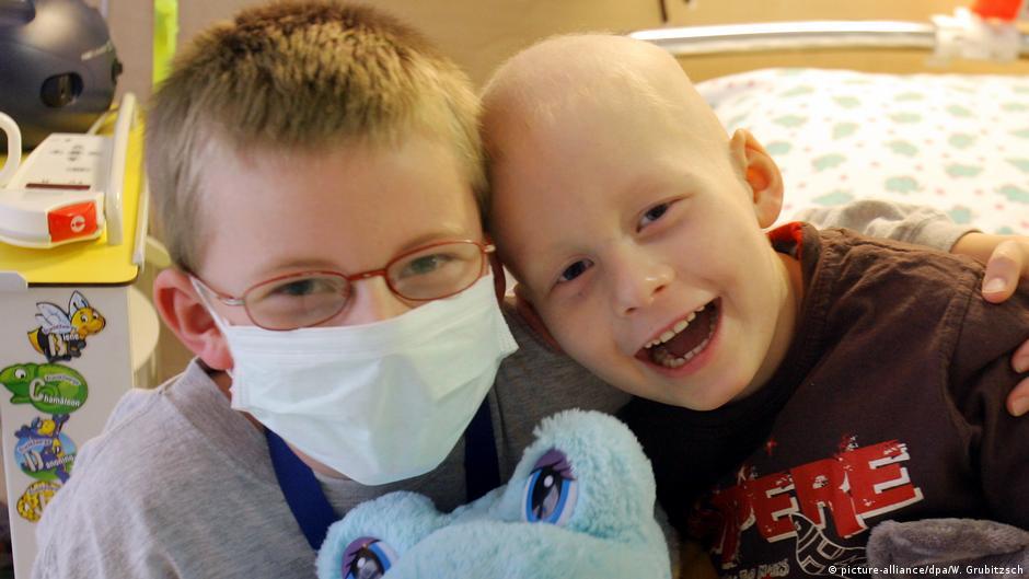 Wenn bei Kindern der Krebs zurückkehrt