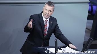 Уполномоченный правительства Германии по России Йоханн Затхофф (фото из архива)