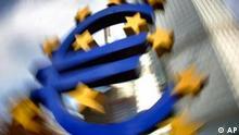 Griechenland Euro EZB Symbolbild