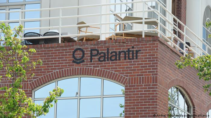 Palantir (Andrej Sokolow/dpa/picture-alliance)