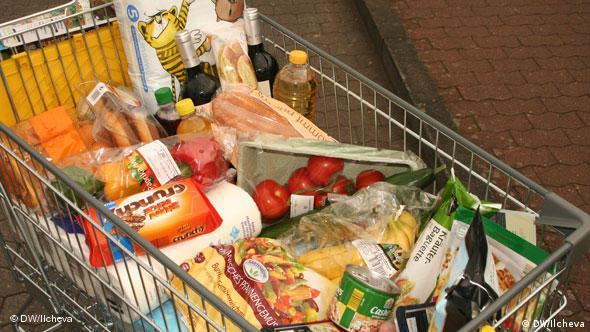 Lebensmittel Preise in Deutschland Flash-Galerie