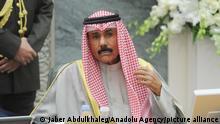 Kuweit Kronprinz Nawaf Al-Ahmad Al-Jaber Al-Sabah