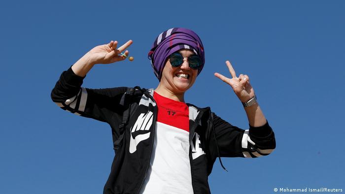 فاطمه سلطانی: میخواهم به جهانیان نشان بدهم که زنان افغان قوی اند