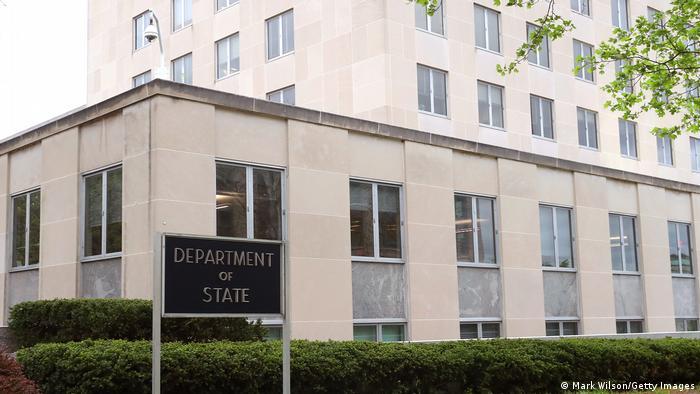 USA, Washington I Außenministerium der Vereinigten Staaten I State Department