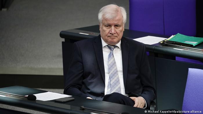Bundesinnenminister und CSU-Politiker Horst Seehofer