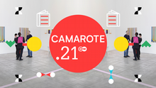 DW Camarote. 21 (Kultur.21 portugiesisch) Sendungslogo