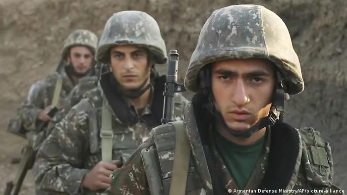 Aserbaidschan Konflikt Berg-Karabach
