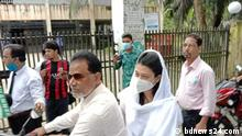 Bangladesch Gericht Mordfall Refat Shorif