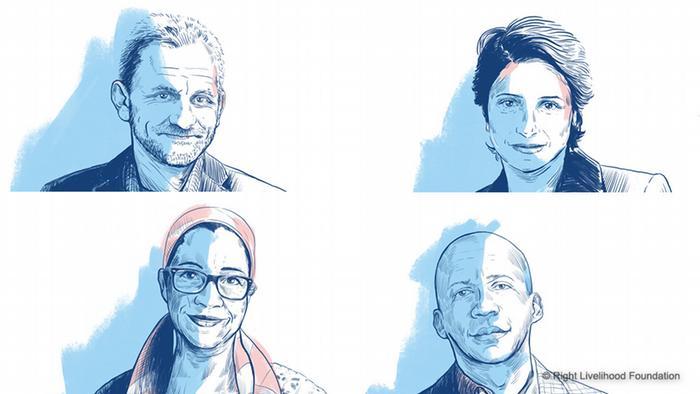 Activista nicaragüense gana el Nobel Alternativo | Derechos Humanos | DW |  01.10.2020
