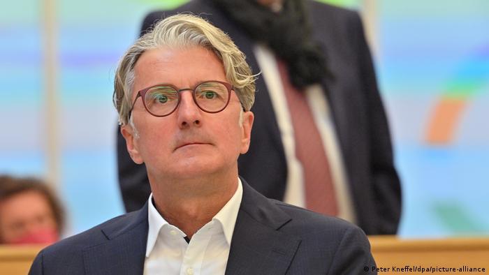 Former Audi boss Stadler in court