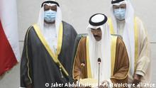 Kuwait | Neuer Emir | Sheikh Nawaf Al Ahmad Al Sabah