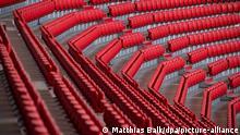 Deutschland Leeres Stadion (Matthias Balk/dpa/picture-alliance)