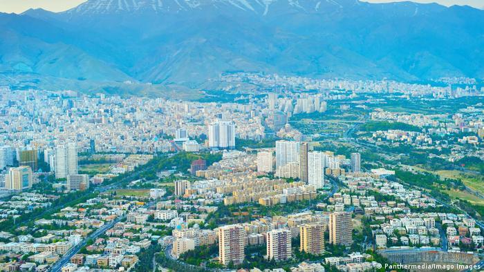 Iran Stadtansicht von Teheran (Panthermedia/Imago Images)