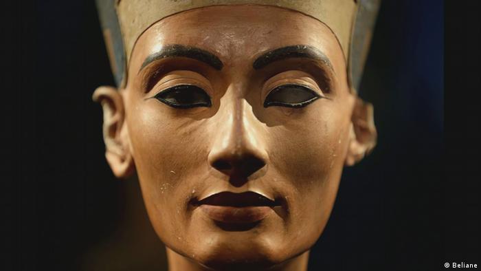 Nefertiti's bust (Beliane)