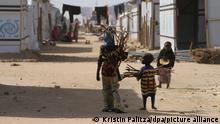 Nigeria Maiduguri | Flucht vor Boko-Haram | Flüchtlingslager