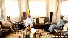 Mali | Übergangspräsident | Bah N'Daw trifft Moctar Ouane
