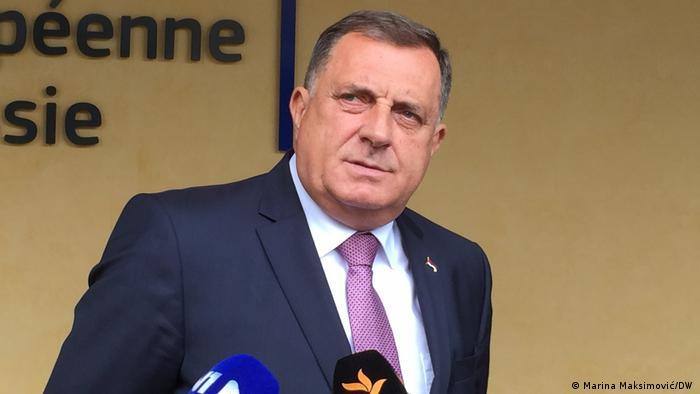 Čestitka člana Predsedništva BiH iz reda srpskog naroda Milorada Dodika je izostala