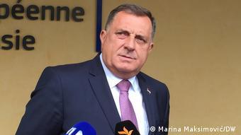 Srpski član predsjedništva BiH Milorad Dodik