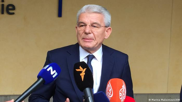 Šefik Džaferović: Vi ste dokazani prijatelj BiH