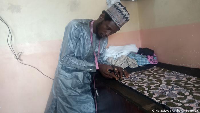 Nigeria HdM: Sokoto Tailor