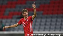 Deutschland München | DFL-Supercup | Tor für FC Bayern München