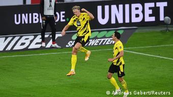 DFL-Supercup | Bayern Munich v Borussia Dortmund | Tor Dortmund (2:2)