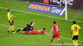 DFL-Supercup   FC Bayern München - Borussia Dortmund (3:2)